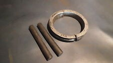 Jeep Willys MB GPW CJ2A 3A M38 M38A1 NOS rear main seal and dowels