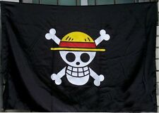 one piece   Straw hat Monkey·D·Luffy Pirate flag
