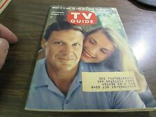 VINTAGE - TV GUIDE NOV 11TH 1961 - ROBERT STACK UNTOUCHABLES - EXCELLENT