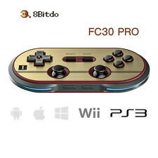 Wireless 8 Bitdo FC30 PRO Bluetooth Retro Controller for Android/iOS/PC/Mac