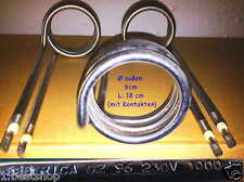 RICA 535 230V/1000W Heizelement Heizspirale Tauchsieder Immersion Heater Element
