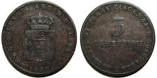 Italien Parma Maria Luigia 3 centesimi 1830