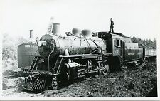 5H901 RPPC 1930/50s? NORTHERN PACIFIC RAILROAD LOCO #72 MARION STEAM SHOVEL16344