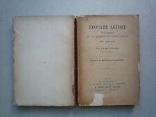 1893 EDOUARD LEFORT PDT STE DE SAINT JOSEPH LILLE DE ABBE HUARD CHEZ TAFFIN LEFO