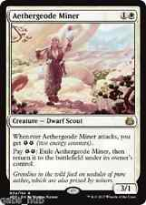 AETHERGEODE MINER Aether Revolt Magic MTG cards (GH)