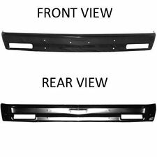 1988-1990 S10 Pickup Blazer Front Primed Bumper NEW GM1002138