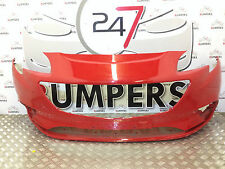 GENUINE VAUXHALL CORSA E 2014 ONWARDS GENUINE FRONT BUMPER P/N: 39003567