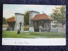 Early 1900's The Convent Gate in Mobile, Al Alabama PC Raphael Tuck Card