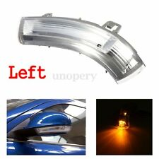 For VW MK5 Golf Passat Jetta Clear Left Side Mirror Indicator Turn Signal Light