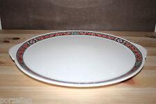 Der Porzellanshop: Rialto Kuchenplatte/Tortenplatte mit Griff 30 cm V&B