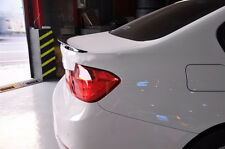 REAR TRUNK SPOILER ABS FOR BMW F30 M-PERFORMANCE Style (Unpainted)