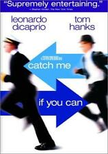 Catch Me If You Can  DVD Leonardo DiCaprio, Tom Hanks, Christopher Walken, Marti