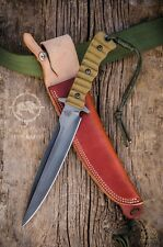 TOPS Wild Pig Hunter Fighting Fixed Blade Knife WPH-07 Hunting Sticker New