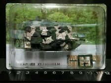 Takara 1/144 WTM 6 World Tank Museum Swedish Leopard 2A5 Strv 122 Model Figure B