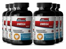 Ultra Omega 3 - Omega-3-6-9 8060 3000mg - Burn Stored Fat Supplements 6B