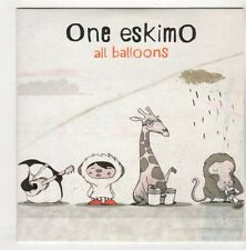 (GS54) One Eskimo, All Balloons - 2009 DJ CD