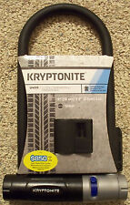 Kryptonite U409 U-Lock, 4 x 9 Inches - Level 5 - Save on shipping on two or more