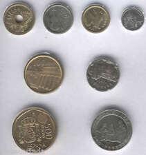 España Juan Carlos 1º 1994  Año completo 8 valores  SIN CIRCULAR