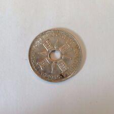 New Guinea Shilling, 1935 BU