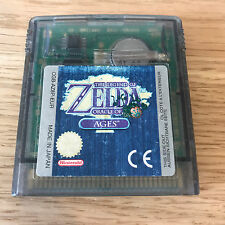 The legend of zelda oracle of ages Nintendo Game Boy Color jeu | panier seul