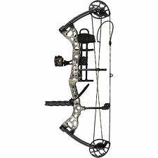 New 2015 Bear Crux Bow 50-60 LB Complete PKG Right Hand Realtree Xtra