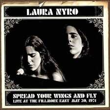 LAURA NYRO : SPREAD YOUR WINGS & FLY: FILMORE EAST MAY 30 1971 (CD) sealed