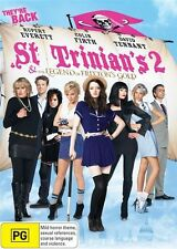 St. Trinian's 2 - The Legend of Fritton's Gold DVD - New/Sealed Region 4 DVD