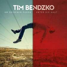 TIM BENDZKO / AM SEIDENEN FADEN - UNTER DIE HAUT - 2CD'S 2013 * NEW & SEALED *