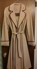 ETIENNE AIGNER RAIN ALL WEATHER TRENCH COAT