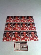 *****Emerson Fittipaldi*****  Lot of 26 cards.....2 DIFFERENT / Auto Racing