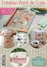 French cross stitch magazine Creation point de croix No.51 special