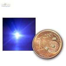 100 SMD LEDs 0805 Blau, blaue SMDs blue bleu azul azzurro SMT mini LED bleue