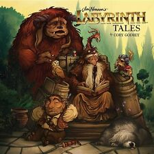 Jim Henson's Labyrinth Talesc– by Jim Henson (Hardcover)