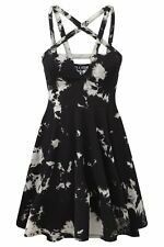 Killstar Magi Skater Dress Gothic Witch Pentagram Dress Dolls Kill