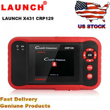 LAUNCH Creader CRP129 Code Reader  Scan Tool OBD2 Engine ABS SRS EPB SAS Brake