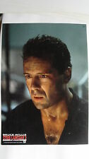 A43 A3- Aushangfoto(29x42cm) BRUCE WILLIS Die Harder/Stirb Langsam 2
