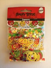 Angry Birds 3 Pack Confetti Birthday Party Supply Favors NIP