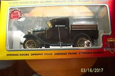 1:18 1931 Ford Model A Pick Up, Weathered/Rust, Motor City Classics # 41005