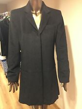 DONNA KARAN ANGORA /CASHEMIR PLEATED JACKET , SIZE 6 , NEW WITHOUT TAG