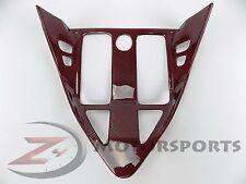 2004-2008 RSV1000R RSV 1000 Front Lower V Cowling Fairing 100% Carbon Fiber Red