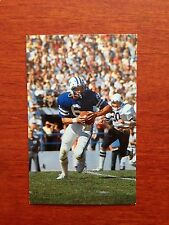 CFB 1979 BRIGHAM YOUNG UNIVERSITY BYU Football Schedule QB MARC WILSON College