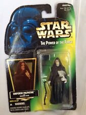 Star Wars The Power of the Force Emperor Palatine with Walking Stick Kenner
