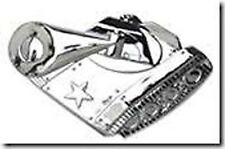 ARMY TANK BELT BUCKLE sherman tiger military tank commander world war enthusiast