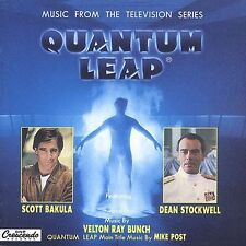 Quantum Leap: Quantum Leap Soundtrack Audio Cassette