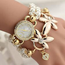 Fashion Luxury Pearl Bracelet Quartz Watches Women Casual Wristwatches Y1