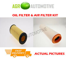 DIESEL SERVICE KIT OIL AIR FILTER FOR BMW 530D 3.0 218 BHP 2003-05