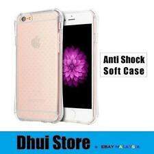Apple iPhone 4 4S Air Cushion Anti Shock Transparent Soft Case