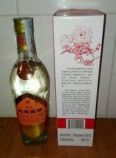 Grappa Alle Rose Cinese Artigianale Ottimo Digestivo Oltre 50° Gradazione Alcol.