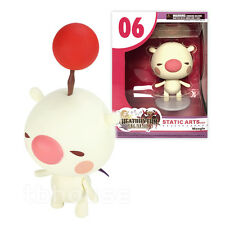 "5"" MOOGLE chibi figure FINAL FANTASY THEATRHYTHM mini statuette STATIC ARTS kopo"