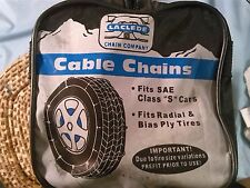 Laclede ® 1026 Cable Snow Chains Honda Civic 14s